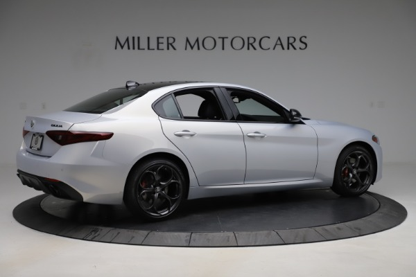 New 2020 Alfa Romeo Giulia Ti Sport Q4 for sale $51,590 at Rolls-Royce Motor Cars Greenwich in Greenwich CT 06830 8