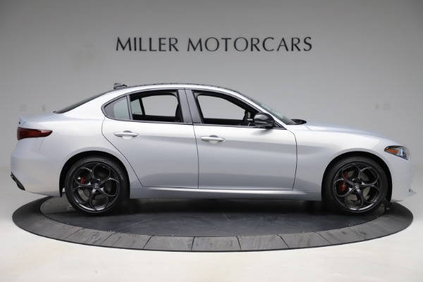 New 2020 Alfa Romeo Giulia Ti Sport Q4 for sale $51,590 at Rolls-Royce Motor Cars Greenwich in Greenwich CT 06830 9