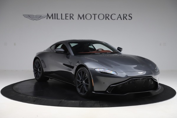 Used 2020 Aston Martin Vantage Coupe for sale $153,900 at Rolls-Royce Motor Cars Greenwich in Greenwich CT 06830 10