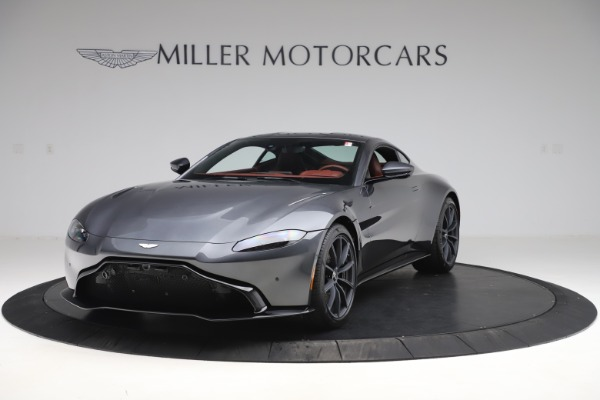 Used 2020 Aston Martin Vantage Coupe for sale $153,900 at Rolls-Royce Motor Cars Greenwich in Greenwich CT 06830 12