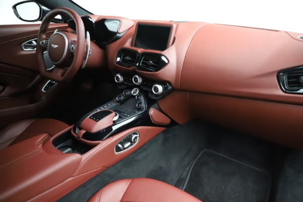 Used 2020 Aston Martin Vantage Coupe for sale $153,900 at Rolls-Royce Motor Cars Greenwich in Greenwich CT 06830 19