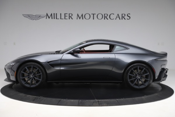 Used 2020 Aston Martin Vantage Coupe for sale $153,900 at Rolls-Royce Motor Cars Greenwich in Greenwich CT 06830 2
