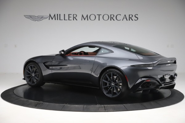 Used 2020 Aston Martin Vantage Coupe for sale $153,900 at Rolls-Royce Motor Cars Greenwich in Greenwich CT 06830 3