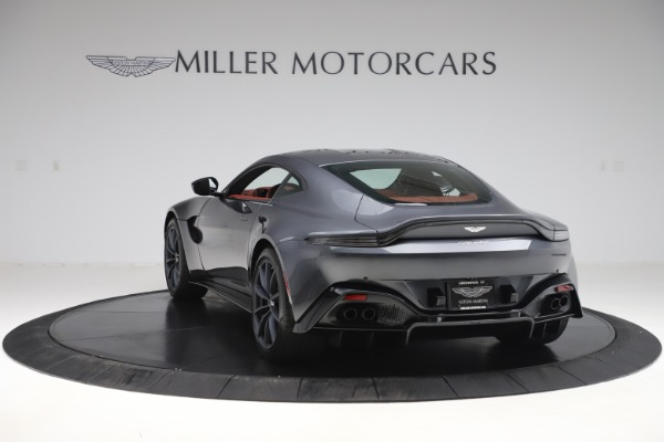 Used 2020 Aston Martin Vantage Coupe for sale $153,900 at Rolls-Royce Motor Cars Greenwich in Greenwich CT 06830 4