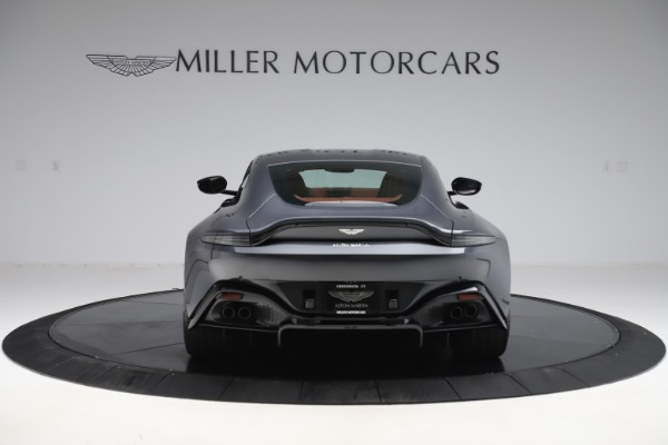 Used 2020 Aston Martin Vantage for sale $153,900 at Rolls-Royce Motor Cars Greenwich in Greenwich CT 06830 5