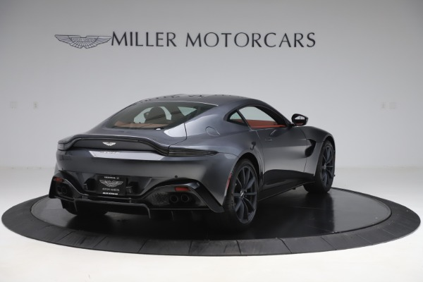 Used 2020 Aston Martin Vantage Coupe for sale $153,900 at Rolls-Royce Motor Cars Greenwich in Greenwich CT 06830 6