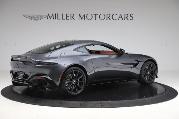 Used 2020 Aston Martin Vantage Coupe for sale $153,900 at Rolls-Royce Motor Cars Greenwich in Greenwich CT 06830 7
