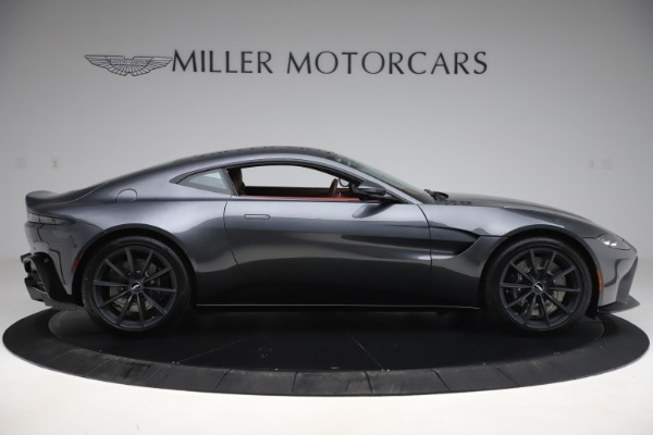 Used 2020 Aston Martin Vantage Coupe for sale $153,900 at Rolls-Royce Motor Cars Greenwich in Greenwich CT 06830 8
