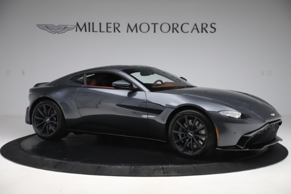 Used 2020 Aston Martin Vantage Coupe for sale $153,900 at Rolls-Royce Motor Cars Greenwich in Greenwich CT 06830 9