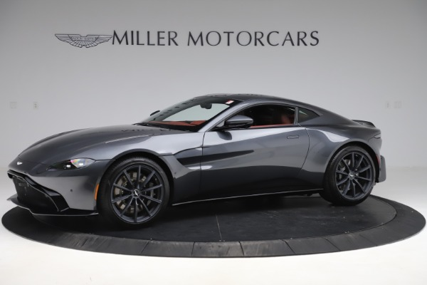 Used 2020 Aston Martin Vantage for sale $153,900 at Rolls-Royce Motor Cars Greenwich in Greenwich CT 06830 1