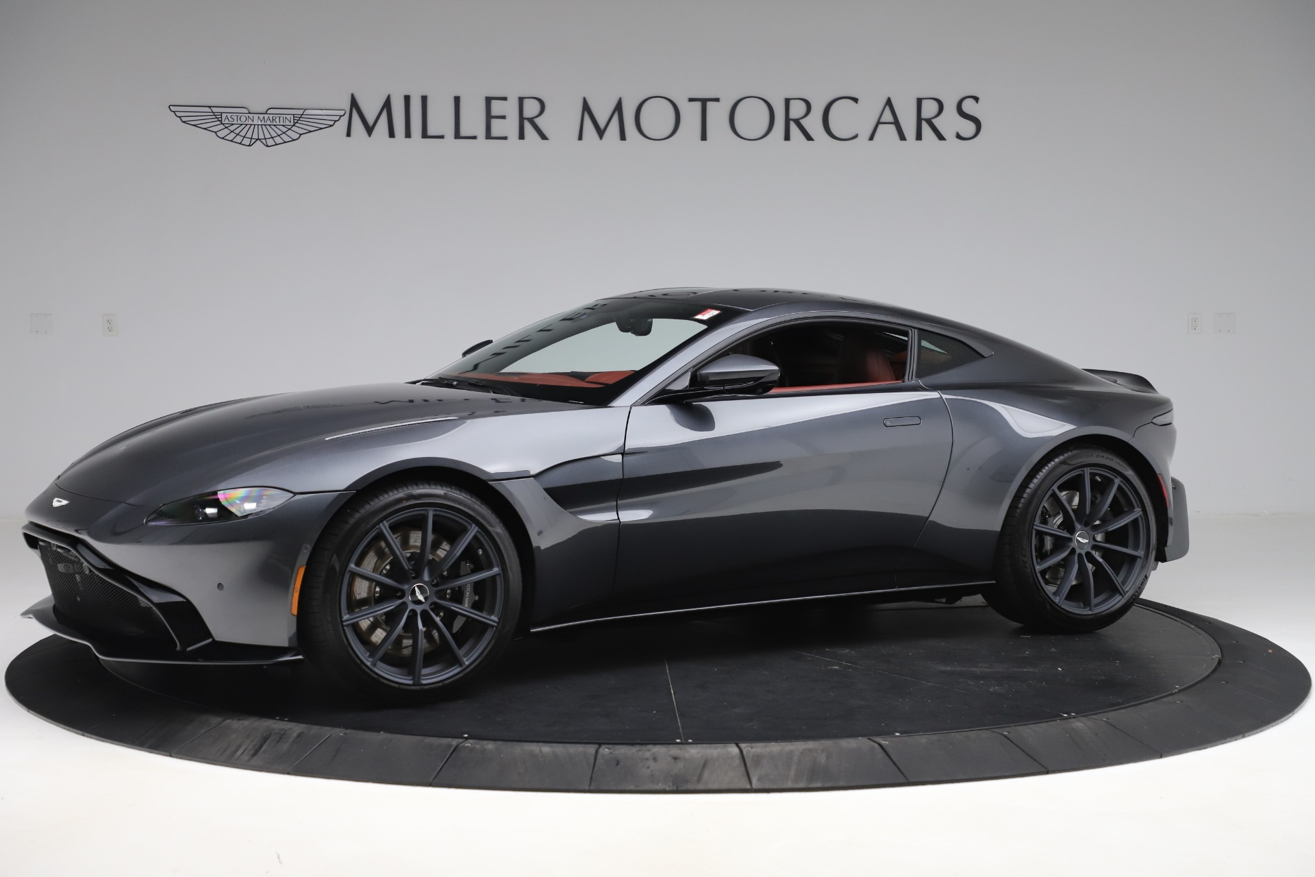 Used 2020 Aston Martin Vantage Coupe for sale $153,900 at Rolls-Royce Motor Cars Greenwich in Greenwich CT 06830 1