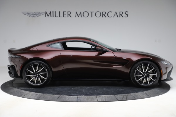 New 2020 Aston Martin Vantage Coupe for sale $179,114 at Rolls-Royce Motor Cars Greenwich in Greenwich CT 06830 10