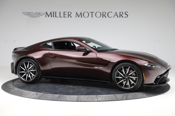 New 2020 Aston Martin Vantage Coupe for sale $179,114 at Rolls-Royce Motor Cars Greenwich in Greenwich CT 06830 11