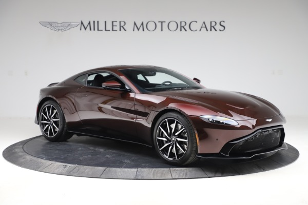 New 2020 Aston Martin Vantage Coupe for sale $179,114 at Rolls-Royce Motor Cars Greenwich in Greenwich CT 06830 12