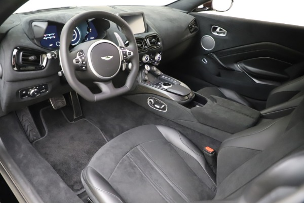 New 2020 Aston Martin Vantage Coupe for sale $179,114 at Rolls-Royce Motor Cars Greenwich in Greenwich CT 06830 13