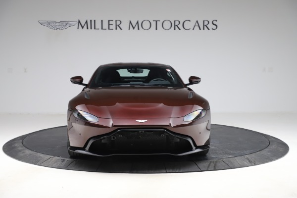 New 2020 Aston Martin Vantage Coupe for sale $179,114 at Rolls-Royce Motor Cars Greenwich in Greenwich CT 06830 2