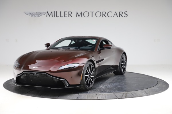 New 2020 Aston Martin Vantage Coupe for sale Sold at Rolls-Royce Motor Cars Greenwich in Greenwich CT 06830 3