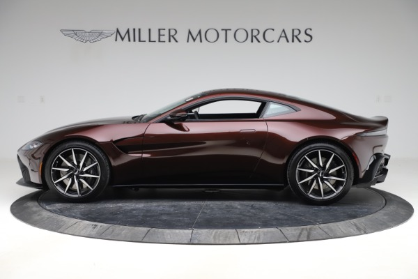 New 2020 Aston Martin Vantage Coupe for sale $179,114 at Rolls-Royce Motor Cars Greenwich in Greenwich CT 06830 4