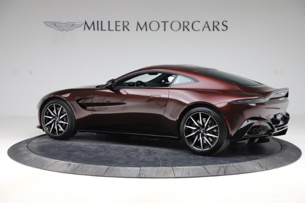 New 2020 Aston Martin Vantage Coupe for sale $179,114 at Rolls-Royce Motor Cars Greenwich in Greenwich CT 06830 5