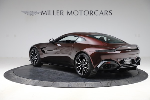 New 2020 Aston Martin Vantage Coupe for sale $179,114 at Rolls-Royce Motor Cars Greenwich in Greenwich CT 06830 6