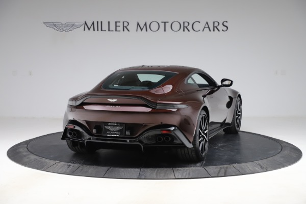 New 2020 Aston Martin Vantage Coupe for sale $179,114 at Rolls-Royce Motor Cars Greenwich in Greenwich CT 06830 7
