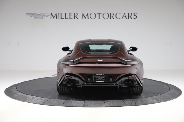 New 2020 Aston Martin Vantage Coupe for sale $179,114 at Rolls-Royce Motor Cars Greenwich in Greenwich CT 06830 8