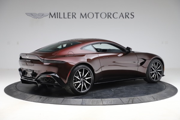 New 2020 Aston Martin Vantage Coupe for sale $179,114 at Rolls-Royce Motor Cars Greenwich in Greenwich CT 06830 9