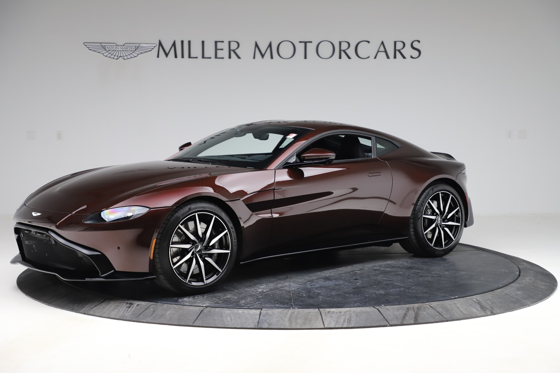 New 2020 Aston Martin Vantage Coupe for sale $179,114 at Rolls-Royce Motor Cars Greenwich in Greenwich CT 06830 1