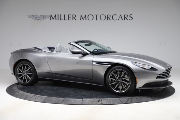New 2020 Aston Martin DB11 Volante Convertible for sale $271,161 at Rolls-Royce Motor Cars Greenwich in Greenwich CT 06830 11