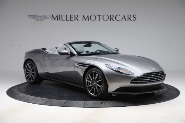 New 2020 Aston Martin DB11 Volante Convertible for sale $271,161 at Rolls-Royce Motor Cars Greenwich in Greenwich CT 06830 12