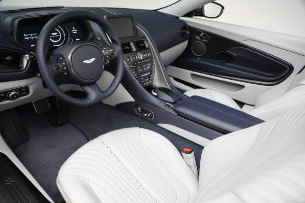 New 2020 Aston Martin DB11 Volante Convertible for sale $271,161 at Rolls-Royce Motor Cars Greenwich in Greenwich CT 06830 13