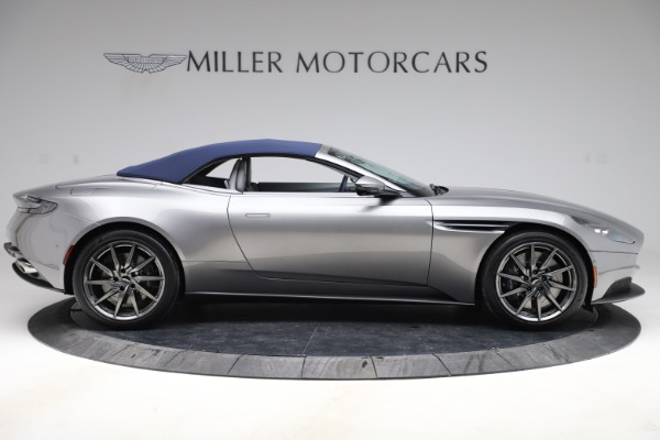 New 2020 Aston Martin DB11 Volante Convertible for sale $271,161 at Rolls-Royce Motor Cars Greenwich in Greenwich CT 06830 23