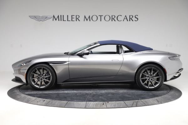 New 2020 Aston Martin DB11 Volante Convertible for sale $271,161 at Rolls-Royce Motor Cars Greenwich in Greenwich CT 06830 26