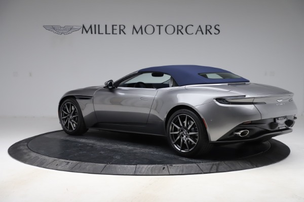 New 2020 Aston Martin DB11 Volante Convertible for sale $271,161 at Rolls-Royce Motor Cars Greenwich in Greenwich CT 06830 27