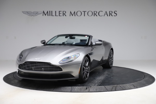 New 2020 Aston Martin DB11 Volante Convertible for sale $271,161 at Rolls-Royce Motor Cars Greenwich in Greenwich CT 06830 3