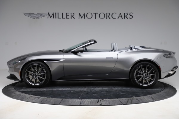 New 2020 Aston Martin DB11 Volante Convertible for sale $271,161 at Rolls-Royce Motor Cars Greenwich in Greenwich CT 06830 4