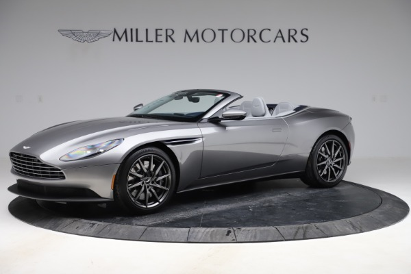 New 2020 Aston Martin DB11 Volante Convertible for sale $271,161 at Rolls-Royce Motor Cars Greenwich in Greenwich CT 06830 1