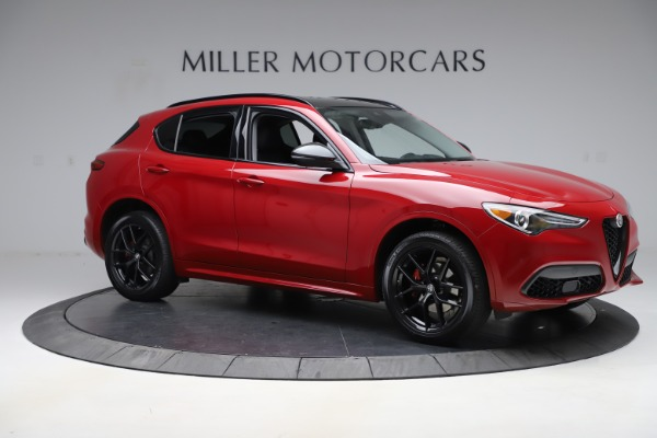 New 2020 Alfa Romeo Stelvio Sport Q4 for sale $50,190 at Rolls-Royce Motor Cars Greenwich in Greenwich CT 06830 10