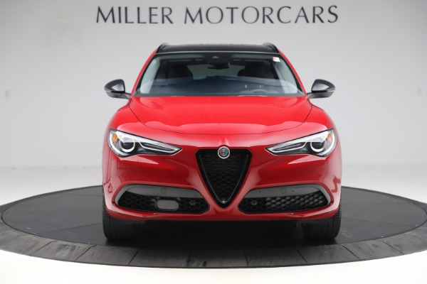 New 2020 Alfa Romeo Stelvio Sport Q4 for sale $50,190 at Rolls-Royce Motor Cars Greenwich in Greenwich CT 06830 12