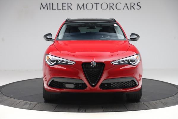 New 2020 Alfa Romeo Stelvio Sport Q4 for sale Sold at Rolls-Royce Motor Cars Greenwich in Greenwich CT 06830 12