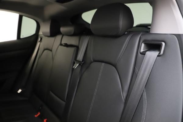 New 2020 Alfa Romeo Stelvio Sport Q4 for sale Sold at Rolls-Royce Motor Cars Greenwich in Greenwich CT 06830 18