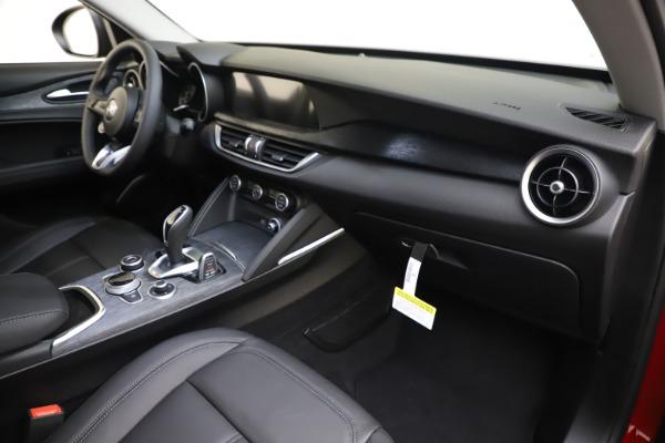 New 2020 Alfa Romeo Stelvio Sport Q4 for sale Sold at Rolls-Royce Motor Cars Greenwich in Greenwich CT 06830 22
