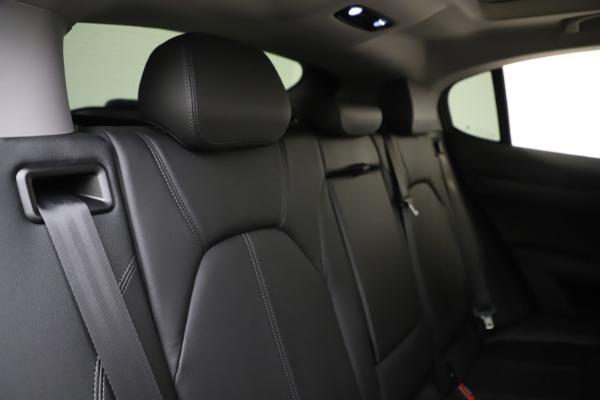 New 2020 Alfa Romeo Stelvio Sport Q4 for sale Sold at Rolls-Royce Motor Cars Greenwich in Greenwich CT 06830 26