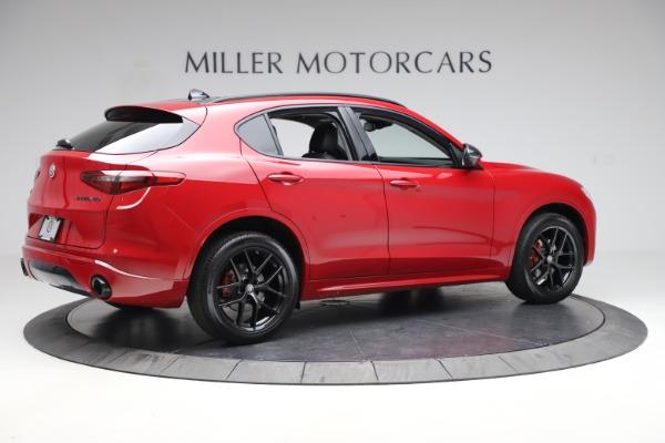 New 2020 Alfa Romeo Stelvio Sport Q4 for sale Sold at Rolls-Royce Motor Cars Greenwich in Greenwich CT 06830 8