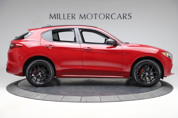 New 2020 Alfa Romeo Stelvio Sport Q4 for sale $50,190 at Rolls-Royce Motor Cars Greenwich in Greenwich CT 06830 9