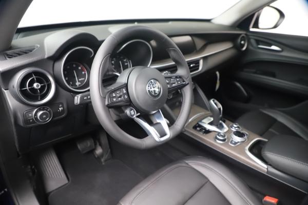 New 2020 Alfa Romeo Stelvio Ti Q4 for sale $54,340 at Rolls-Royce Motor Cars Greenwich in Greenwich CT 06830 13