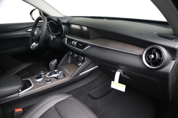 New 2020 Alfa Romeo Stelvio Ti Q4 for sale $54,340 at Rolls-Royce Motor Cars Greenwich in Greenwich CT 06830 22