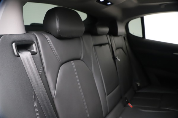 New 2020 Alfa Romeo Stelvio Ti Q4 for sale $54,340 at Rolls-Royce Motor Cars Greenwich in Greenwich CT 06830 26