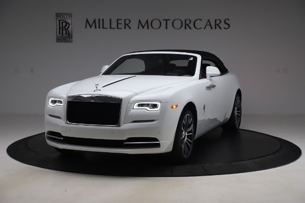 New 2020 Rolls-Royce Dawn for sale Sold at Rolls-Royce Motor Cars Greenwich in Greenwich CT 06830 11