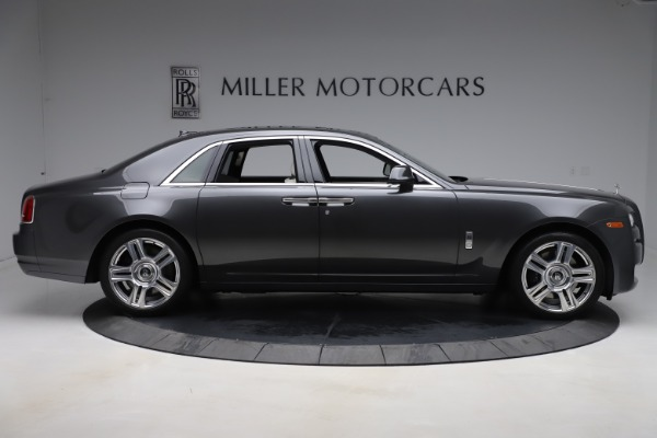 Used 2016 Rolls-Royce Ghost for sale $179,900 at Rolls-Royce Motor Cars Greenwich in Greenwich CT 06830 10